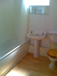 215 vic road back bath room