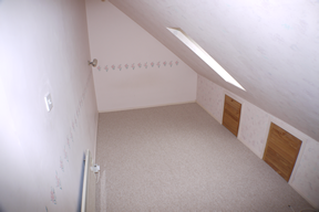 66 Hopkins Close attic room