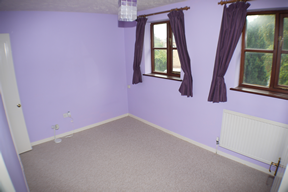 66 Hopkins Close bedroom
