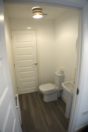 6 Argent Road downstairs toilet