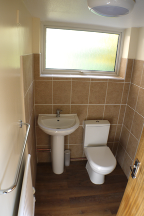 7 Penarth place downstairs cloakroom