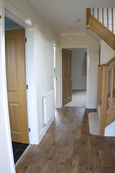 9 lanthorn stile entrance hall